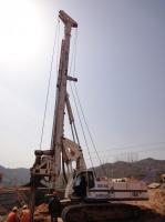 土力机械SR-65入岩旋挖钻机