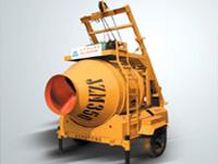 鸿达JZM500混凝土搅拌机