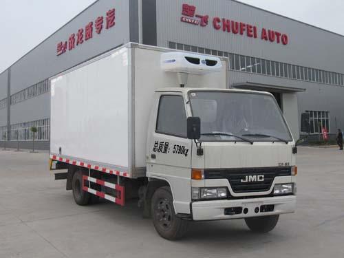 楚飞国四江铃冷藏车