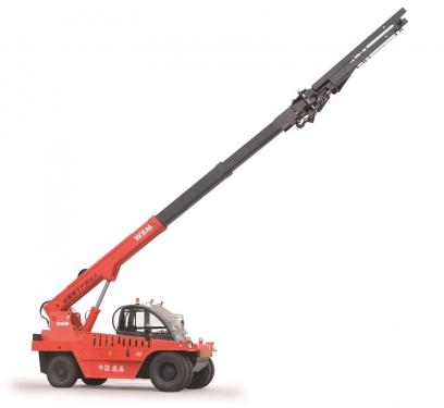 威盛WSM1100 伸缩臂叉装车