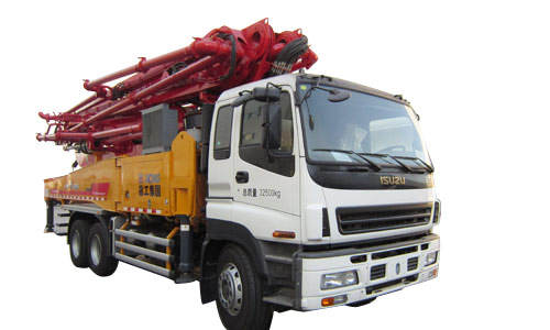 徐工HB50K-1泵车