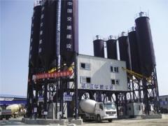 华通动力MODU120R水泥混凝土搅拌站
