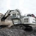 利勃海尔R 9250矿用挖掘机
