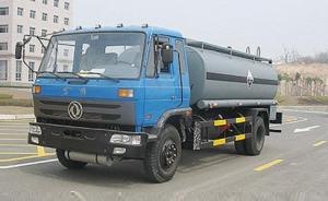 湖北合力东风145化工液体运输车-EQ1168KJ2
