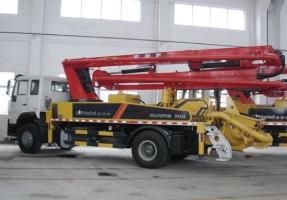 柳工HDL5191THB2432E混凝土泵车