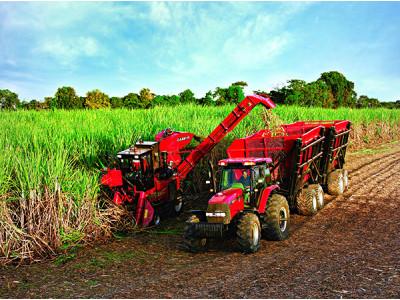 凯斯纽荷兰4000甘蔗收获机
