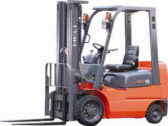 合力H2000系列小轴距1.5-3吨平衡重式内燃叉车