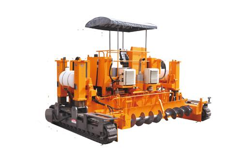 华通动力HTH3400滑膜式水泥摊铺机