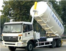 山推SDX5250GSJ干混砂浆运输车