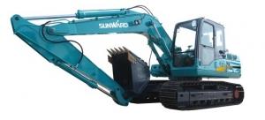 山河智能SWE150E小型挖掘机