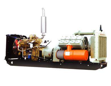 志高CVF12/7柴动固定空压机