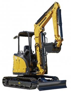 洋马ViO33-6B(钢质履带)挖掘机