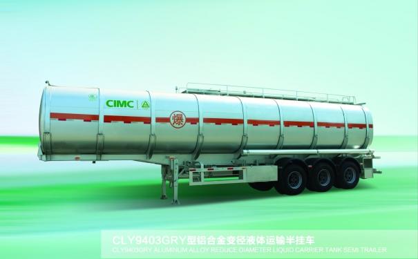 凌宇汽车CLY9403GRY化工液体运输车