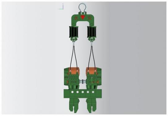 永安DZJ-400零启动系列振动锤