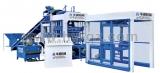 华源机械QT8-15全自动混凝土液压砌块成型机