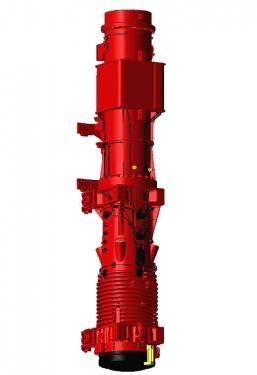 上工机械D8筒式柴油打桩锤