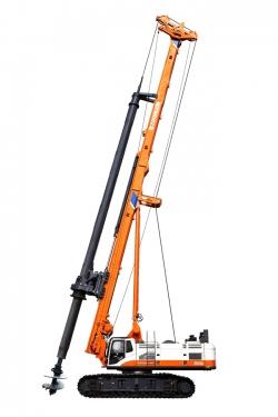 中联重科ZR330旋挖钻机
