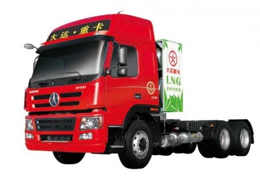 大运CGC4253 WN4XC天然气牵引车