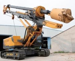 海润XHR100旋挖钻机