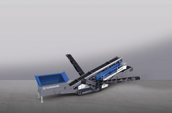 克磊镘(KLEEMANN)MS 703 EVO 移动式筛分设备