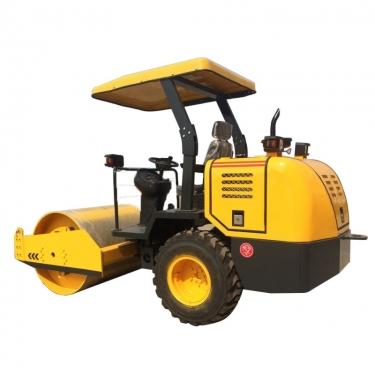 隆瑞机械LRY35驾驶式单钢轮压路机