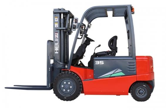 合力四支点 H3系列3-3.5吨蓄电池平衡重式叉车