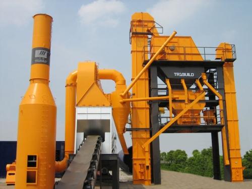 华通动力LJB1000沥青混合料搅拌设备