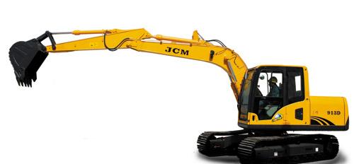 山重建机JCM913D履带式挖掘机