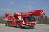 利勃海尔LTM 1050-3.1消防用全地面起重机