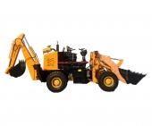 全工WZ30-18挖掘裝載機