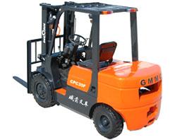 威肯3.5吨机械、液力内燃平衡重式叉车