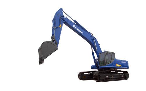山重建机GC498LC-8履带式挖掘机