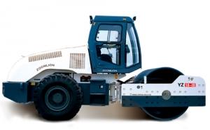 中联重科YZ18-III全液压单驱单钢轮压路机