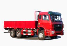 中国重汽ZZ1255M3846C1载货汽车