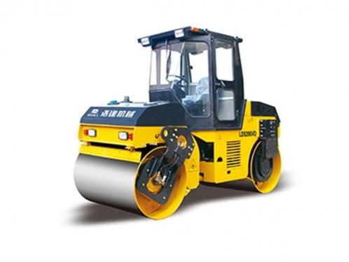 国机洛建LDS206/206VO双钢轮振动压路机