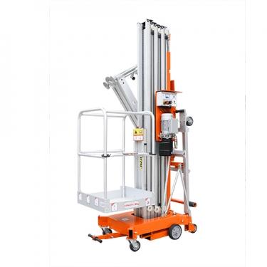 鼎力AWP14-1200移动桅柱式高空作业平台