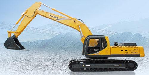 宜工CY330LC-8履带挖掘机履带挖掘机