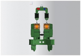 永安DZJ-600零启动系列振动锤
