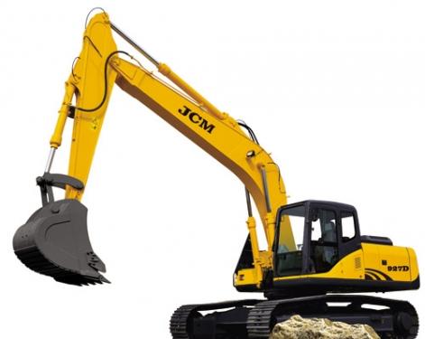 山重建机JCM927D履带式挖掘机