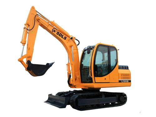 力士LS80挖掘机