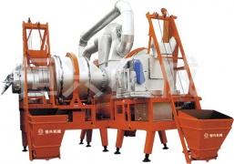 恒兴机械RQLZB系列移动式沥青混合料再生搅拌机