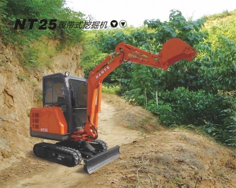 南特NT25挖掘机