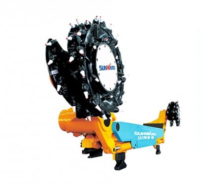 山河智能MG450/1050-WD(K)采煤机