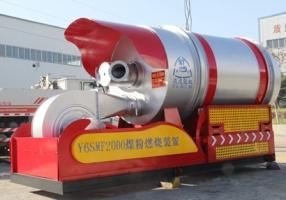 亚龙筑机Y6SMF1500Z煤粉燃烧装置