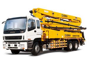 厦工XXG5271THB泵车