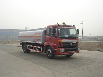 楚飞福田(15立方)化工液体运输车