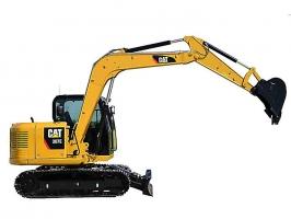 卡特彼勒307E液压挖掘机