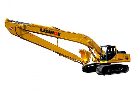 力士德SC330.8加长臂挖掘机