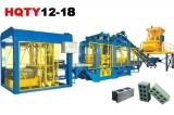 恒兴机械HQTY12-18全自动砌块成型机砖机