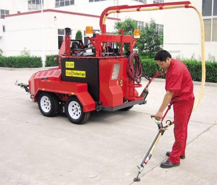 思拓瑞克SGF-500灌缝机械